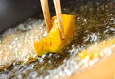 ハモのベニエ・野菜のマリネ添えの作り方2