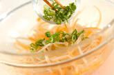 モヤシの甘酢和えの作り方5