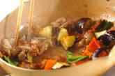 夏野菜のみそ炒めの作り方3
