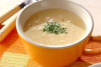 卵白入りコーンスープ