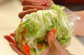 パリパリキャベツサラダの作り方8