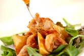 鶏の唐揚げハニーバルサミコの作り方7