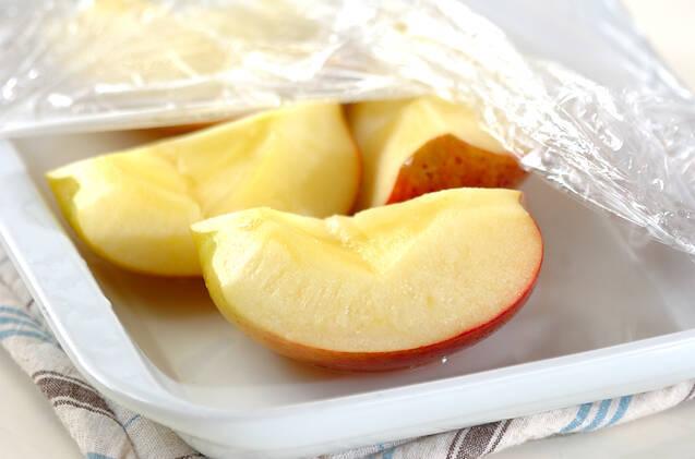 リンゴシャーベットの作り方の手順3