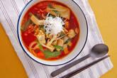 カキ・キムチ味のスープの作り方4