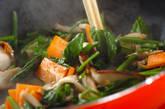 エスニック風カルビ丼の作り方7