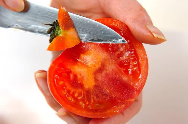シーザーサラダの作り方の手順2