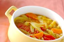 野菜のカレースープ煮