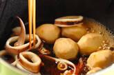 イカと里芋の煮物の作り方6
