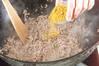 春キャベツのカレー炒めの作り方の手順2