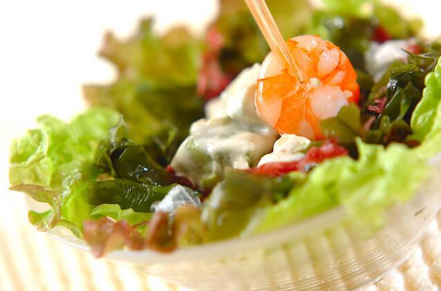 アボカドのサラダの作り方の手順6