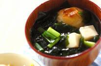 豆腐のとろみ汁
