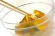 カボチャのデザートの作り方3