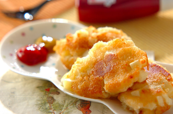 1.ハッシュドポテトチーズ味
