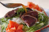 カツオのサラダの作り方の手順8