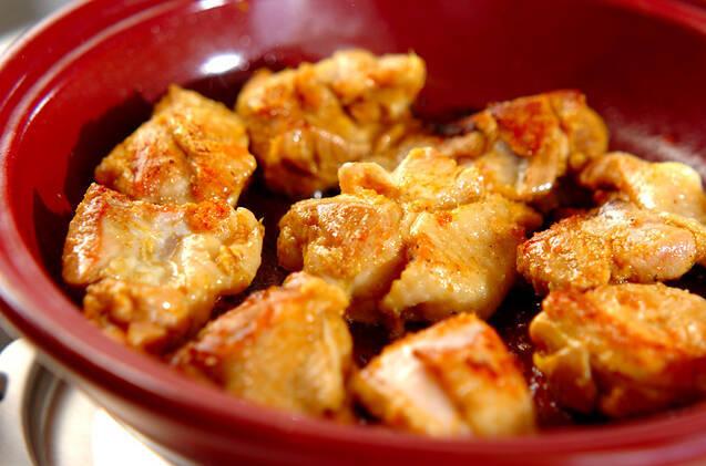 モロッコ風レモンチキンの作り方の手順4