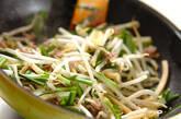 春雨の炒め物の作り方7
