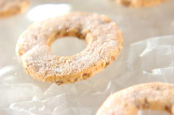 イチゴクッキー