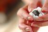 白玉団子のショウガシロップがけの作り方の手順3