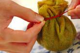 抹茶のアイスクレープの作り方9