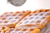 イチゴミルクワッフルの作り方5