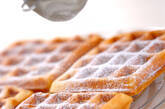 イチゴミルクワッフルの作り方10