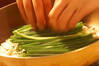 イカとエビのチヂミの作り方の手順5