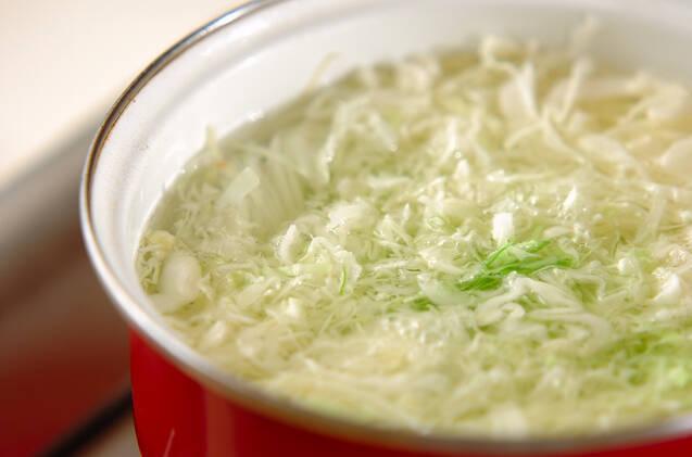 ジャガイモの甘酢和えの作り方の手順5
