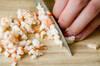 エビクリームディップの作り方の手順1