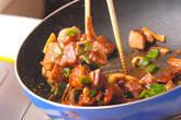豚肉の炒め物の作り方7