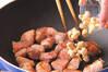 豚肉の炒め物の作り方の手順5