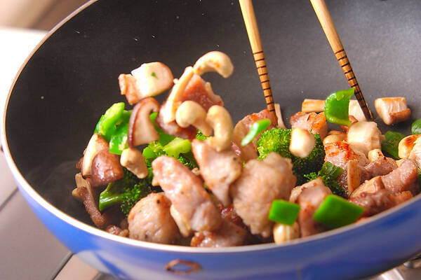 豚肉の炒め物の作り方の手順6