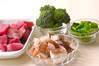 豚肉の炒め物の作り方の手順1