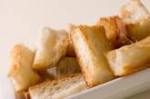 フワフワパンオムレツの作り方3