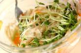 白菜のタラマヨ和えの作り方2