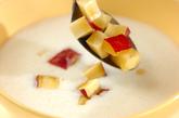 韓国風サツマイモ粥の作り方3