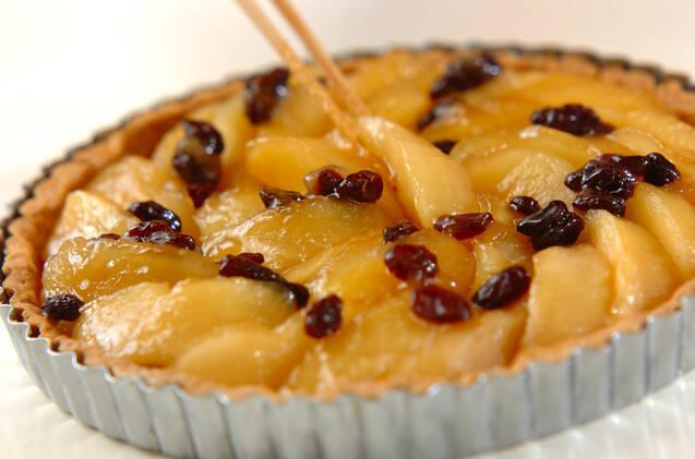 たっぷりリンゴのタルトの作り方の手順10