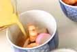 シンプル茶わん蒸しの作り方2