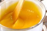 ユズの葛湯の作り方2