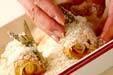 イワシチーズ巻きフライの作り方2