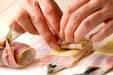 イワシチーズ巻きフライの作り方の手順8
