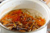 里芋入りかやくご飯の作り方の手順9