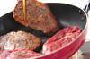 ステーキの作り方の手順7