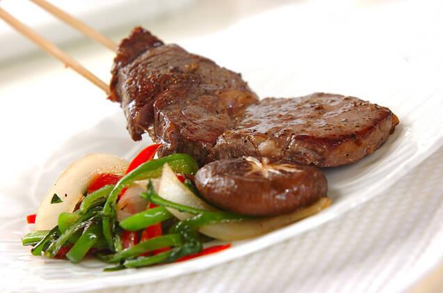 ステーキの作り方の手順8