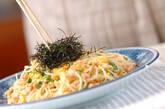 タラコスパゲティの作り方7
