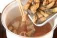 揚げサバのみぞれ煮の作り方2