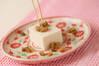 ザーサイ豆腐の作り方の手順3