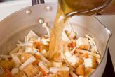 厚揚げのスープの作り方7