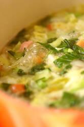 カレー風味のミネストローネの作り方5
