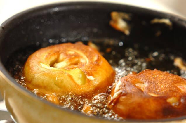 アップルドーナツの作り方の手順6