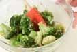 ブロッコリーのゴマみそ和えの作り方2